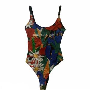 Zara Multicolour Bodysuit